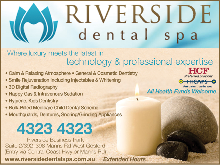 Riverside Dental Spa - Dentists Hobart