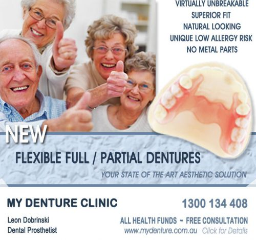Mydenture clinic - Dentists Hobart