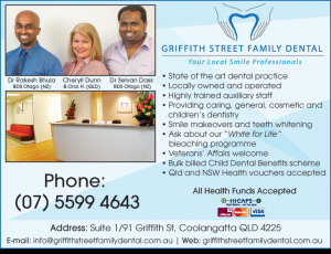 Cheryll Dunn Griffith Street Family Dental - Dentists Hobart
